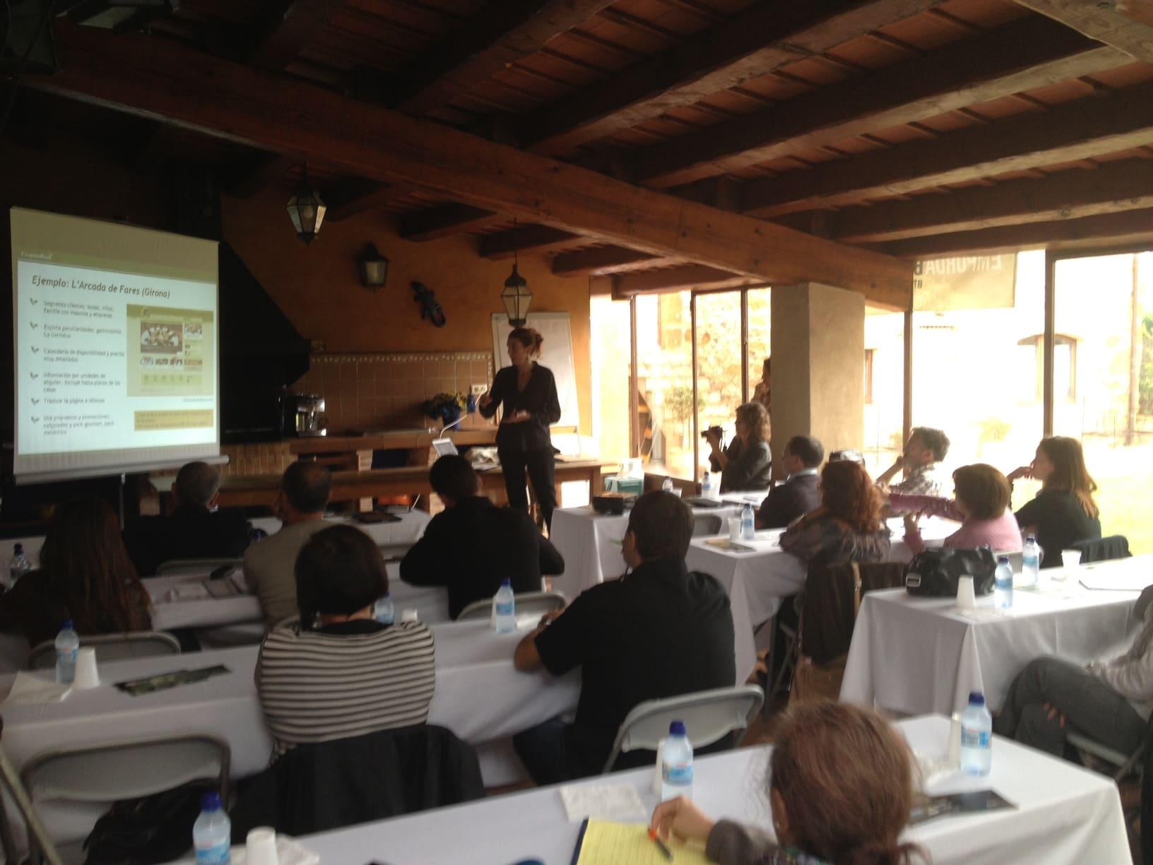 reunion empresa Girona rural