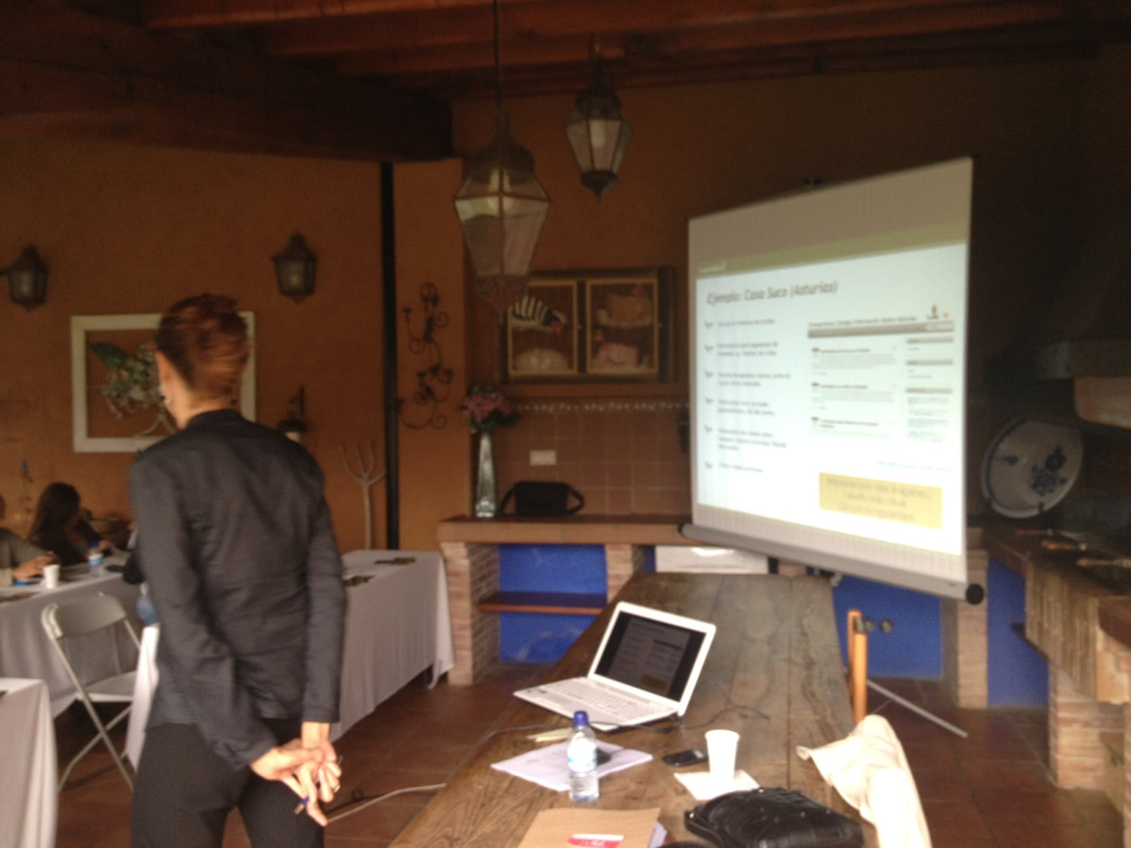 reuniones Girona rural