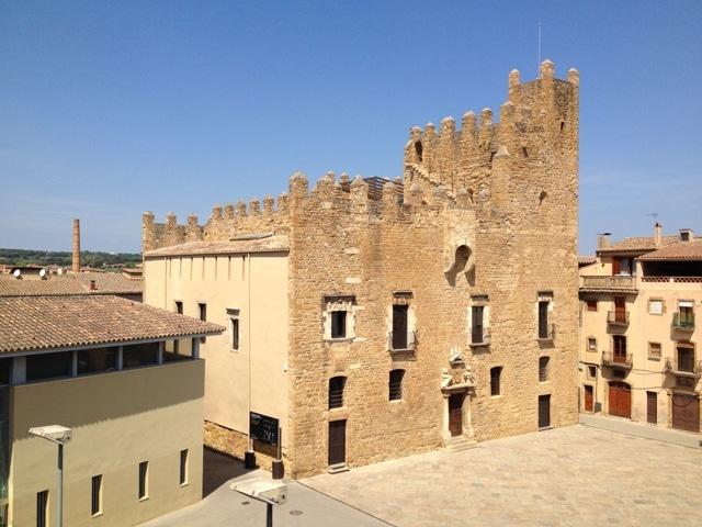 Castell Palau medieval La Bisbal d'Empordà