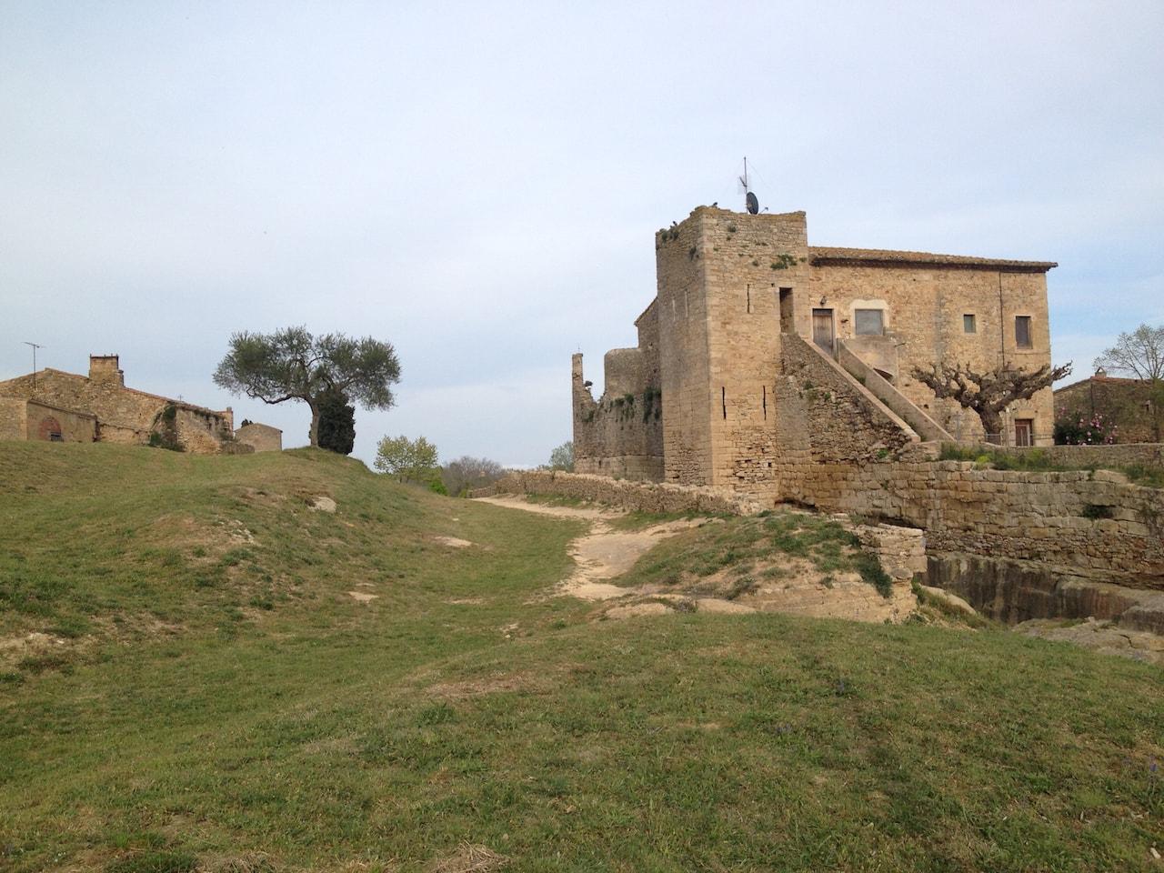 pueblo medieval Peratallada