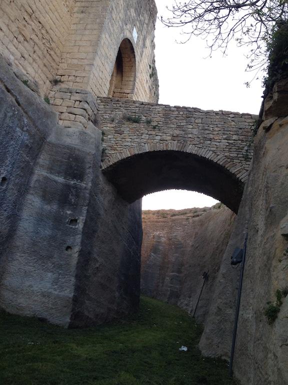 Pont i porta de la Pau