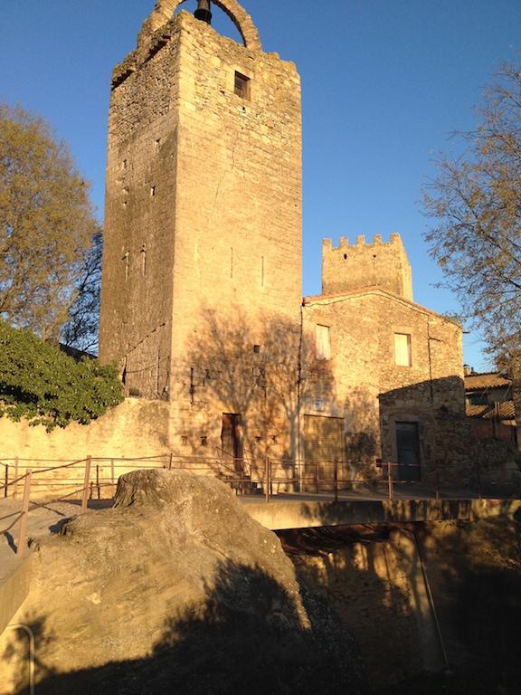 castell palau de Peratallada